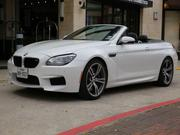 Bmw 2013 BMW M6 Base Convertible 2-Door